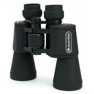 Celestron UpClose G2 20x50 Porro Binoculars 71258 Carry Case Water Resistant