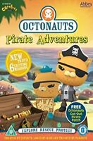 Octonauts - Pirate Adventures - INCLUDES FREE EYE PATCH [DVD][Region 2]