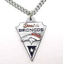 Denver Broncos Classic Chain Necklace