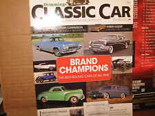 HEMMINGS CLASSIC CAR MAGAZINE SEPTEMBER 2012 PROTOTYPE CHRYSLERS