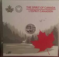 2017 Spirit of Canada $3 Pure Silver Coin Canada's 150th