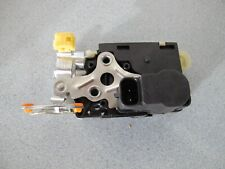 Drivers Front Door Lock Actuator & Integrated Latch for 01-07 Silverado Sierra