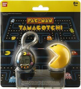 TAMAGOTCHI DELUXE PACMAN BLACK MAZE WITH CASE **BRAND NEW **