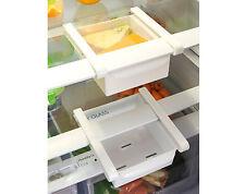2 Estante de nevera almacenaje Bandejas VENTILADO Organizador Congelador