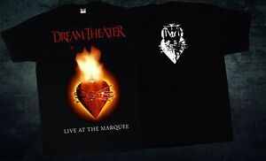 DREAM THEATER-Live at the Marquee- progressive metal band,T_shirt-SIZES:S to 6XL