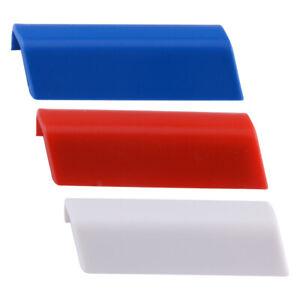 Car Cover Trim Fit for Peugeot 301 4008 308 408 Front Grill France Flag Color mt