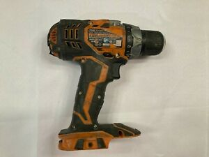 "18v Ridgid 1/2"" Drill Driver 18 volt Rigid Model R86008 (TOOL ONLY)"