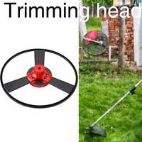 Stainless Steel Trimmer Head Garden Lawn Mower Grass Eater Brush Cutter Tools