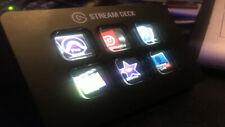Elgato Stream Deck Mini-Compact Live Production Controller w 6 Customizable Keys