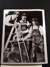 Jamie Farr Mike Farrell M*A*S*H Circus Of The Stars CBS TV Still Photo A185