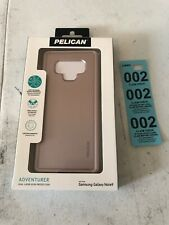 Pelican Adventurer Series Case for Samsung Galaxy Note 9 Metallic Rose Gold Pink