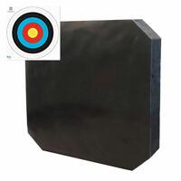 YATE Bogensport Zielscheibe XXL Polimix 80 x 80 x 10cm Targets 45 lbs Pfund