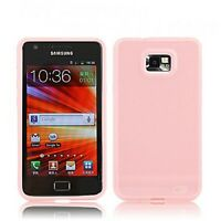 COVER CASE GEL SILICONE TPU FOR SMARTPHONE SAMSUNG GALAXY S2 I9100 SMG-05