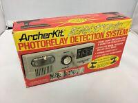 VTG Archerkit Electronic photorelay Detection System Japan Radio Shack Alarm