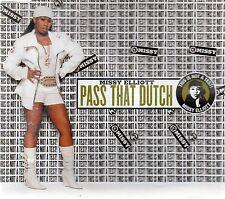 MISSY ELLIOTT - PASS THAT DUTCH (3 track single)