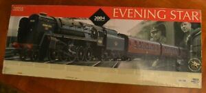 M&S Hornby R1052 Ltd Edition 2004 Evening Star Train Set. Brand New & Sealed