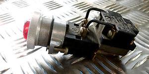 Betriebsleuchte-Rot, Type GN 125v 2VA 250V-VDE0660