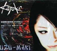 KOTOKO - Uzu-Maki - Japan CD+DVD - NEW Limited Edition