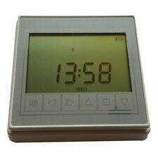 Electric Blind Curtain track 7 day timer scheduler with LCD display RF433.92MHz