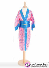 5-7 years girls traditional kimono oriental / Japanese pretend costume children