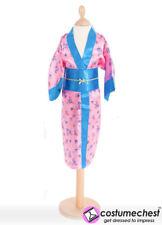 5-7 years girls traditional kimono oriental / Japanese pretend costume children