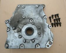 BMW MINI ONE COOPER S W10 W11 OIL PUMP & TIMING CASE COVER R50 R52 R53 2001-2006
