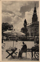 Copenhagen Kobenhavn, Hojbroplads, 1951, 1029, posted