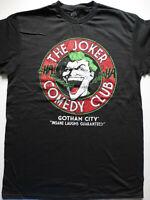 The Joker Comedy Club Gotham City Insane Laughs Guaranteed Dc Comics T-Shirt