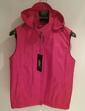 MARINA YACHTING GILET. IT SIZE 50 UK Large . new with removable hood. Very smart