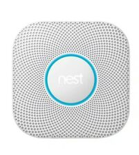 Nest Protect 2nd Generation Smoke and Carbon Monoxide Detector Alarm - Battery