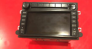 ✅ 07 2007 Ford Expedition Radio Audio Navigation GPS Display OEM 7L1T-18K931-CB