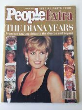 PEOPLE Extra THE DIANA YEARS Spring 1996 Magazine Princess Diana Queen of Hearts