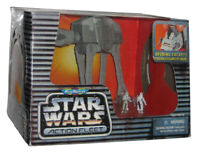 Star Wars Micro Machines Galoob Action Fleet AT-AT Toy Vehicle & Mini Figure Set