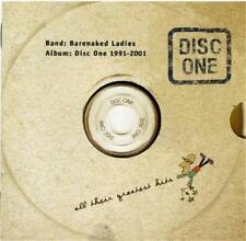 BARENAKED LADIES Disc One: All Their Greatest Hits (1991-2001) CD