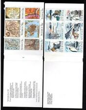 (E409) SWEDEN 2 BOOKLETS MNH AS SCANS
