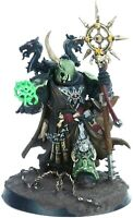 Warhammer 40K Nurgle Death Guard Chaos Space Marines Sorcerer
