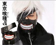High Quality Tokyo Ghoul Cosplay Costume Kaneki Ken mask creative gift