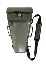 """22"""" kayak fishing Catch Cooler for kayak & canoe angler (Green)"""