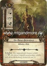 Lord of the Rings LCG - 1x Ost-Bucht-Patrouille  #097