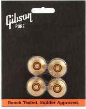 Genuine Gibson Speed Knobs - PRSK-020 - Gold - Les Paul, SG, ES-335