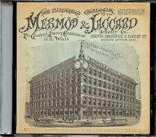 Mermod & Jaccard Jewelry Catalog Circa 1880-1900  on CD - St. Louis, MO