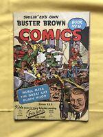 Buster Brown Comics (1945) #9
