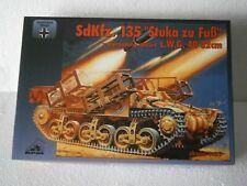 """MAQUETTE CHAR RPM (35050) VEHICULE SDKFZ 135 """" STUKA ZU FUSS """" 1/35 1.35eme"""