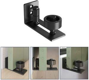 Adjustable Sliding Coated Plastic Floor Guide for Door Floor Guide Barn Door Set