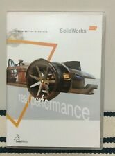 SOLIDWORKS 2009 FOR WINDOWS XP OR VISTA 32 & 64 BIT CD'S NO PRODUCT KEY