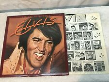 Elvis Presley Welcome to my World APL1-2274 STEREO RCA VICTOR VERY GOOD +