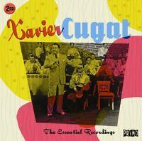 XAVIER CUGAT - THE ESSENTIAL RECORDINGS  2 CD NEUF