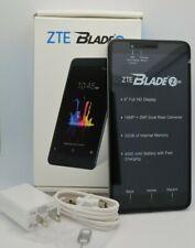 NEW Unlocked GSM ZTE BLADE Z MAX Z982 32GB Black TMOBILE METRO PCS AT&T CRICKET