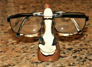 """Picasso's Nose Decorative Sunglass Eyewear Holder Picasso Inspired 4"""" Tall"""