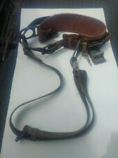 Vintage Bell System Telephone Lineman's Climbing Belt Harness Safety Strap